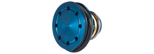 SHS CNC Aluminum Double O-Ring Ball Bearing AEG Piston Head (Advanced Type)