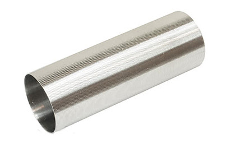 BAAL Stainless Steel Bore Up Cylinder for Standard Airsoft AEG Gearboxes (Type-O Non Ported)