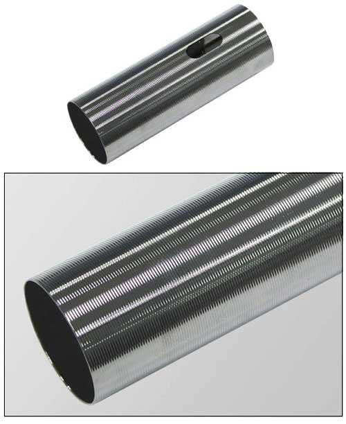 Guarder Bore-Up Super Lucid Chromium Plating Airsoft AEG Cylinder (190~230 mm barrel)