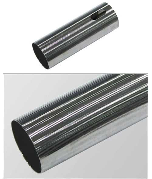 Guarder Bore-Up Super Lucid Chromium Plating Cylinder for Airsoft AEG Series