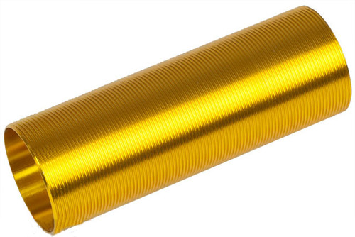 Matrix Gold Warrior Light Weight Airsoft AEG Cylinder (Full / Type 0 / All Barrel length)