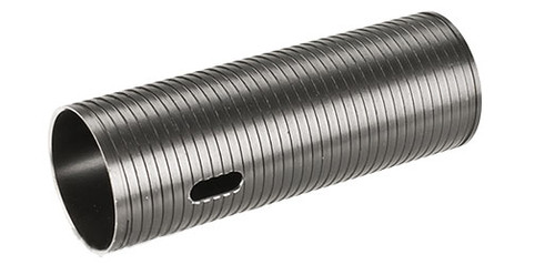 Matrix Ported PTFE Coated Aluminum Cylinder for Airsoft AEG Gearboxes