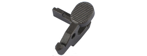 RA-Tech Steel Bolt Stop for WE M4 Series Airsoft GBB Rifles