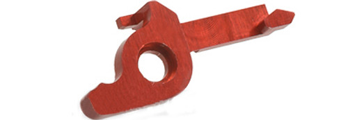 Retro Arms CNC Machined Aluminum Cut Off Lever for AK Series Airsoft AEGs - Red