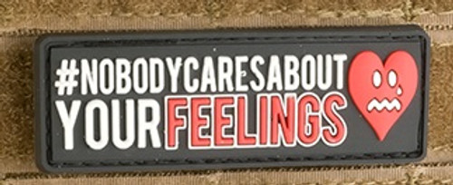 Feelings PVC Morale Patch