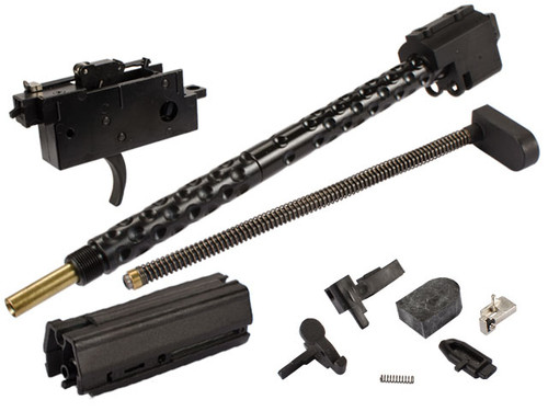 "WE Gen3 ""Open Bolt System"" Complete Conversion Kit for WE PDW Airsoft GBB Rifle - Long Type"