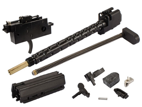 "WE Gen3 ""Open Bolt System"" Complete Conversion Kit for WE PDW Airsoft GBB Rifle - Short Type"