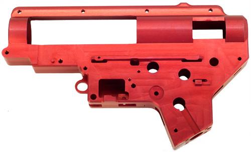 SHS Custom CNC 8mm Reinforced Mechbox with 8mm Bearing Set - Ver. 2