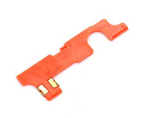 Element  Matrix Ver.2 Low Resistance Selector Plate for all (6, 7, 8 and 9mm) M4  M16 Series Airsoft AEG Gearbox