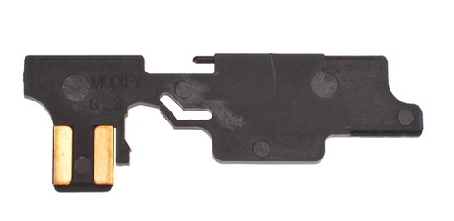 Modify Selector Plate for G3 Series Airsoft AEG Rifles