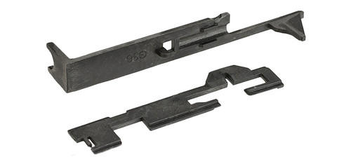 OEM Reinforced Selector & Tappet Plate for G36 G36C XM8 Series Airsoft AEG Rifles by JG