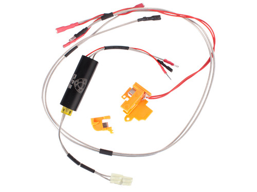 APS M4M16 Trigger Wire Set w MOSFET - Front Wired