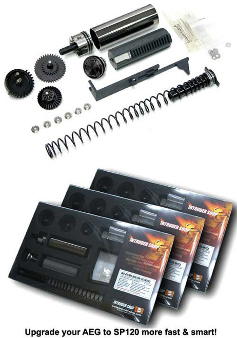 Guarder SP120 Full Tune-Up Kit for AUG Series Airsoft AEG
