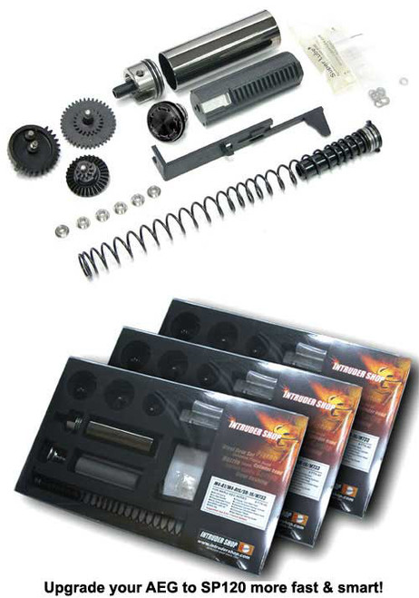 Guarder SP120 Full Tune-Up Kit for M4 / M16 Series Airsoft AEG