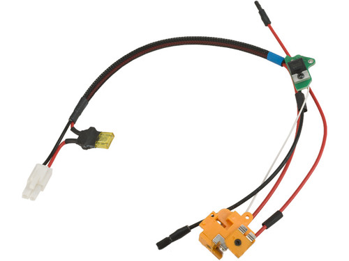 Krytac Complete Switch Assembly w MOSFET for Trident Series Airsoft AEGs