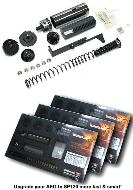 Guarder SP120 Full Tune-Up Kit for Mod5 / MP5 Series Airsoft AEG