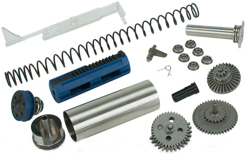 BAAL Airsoft Performance Upgrade Series Expert Tune-Up Kit for AK Series Airsoft AEG Gearboxes - M120