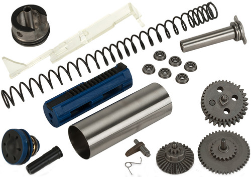 BAAL Airsoft Performance Upgrade Series Expert Tune-Up Kit for AUG Series Airsoft AEG Gearboxes - M120