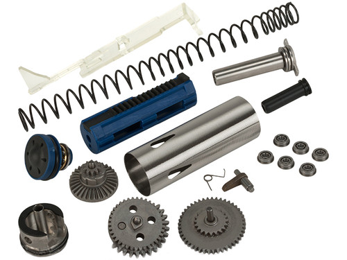 BAAL Airsoft Performance Upgrade Series Expert Tune-Up Kit for G36 / MK36 Series Airsoft AEG Gearboxes - M140