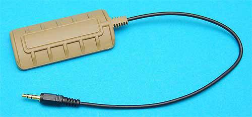 G&P Panel Type Remote Pressure Switch - Desert