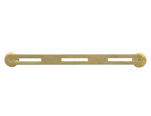 3 Ribbon Mount - Brass