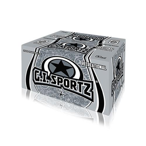 GI Sportz Paintballs - 1 Star