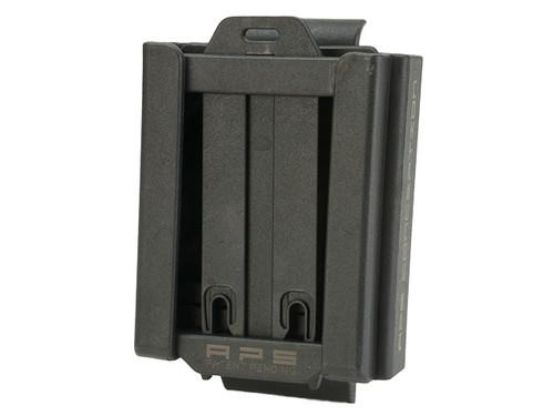 APS CAM060 SCS Load 4 Shotshell Caddy with Belt Loop Adapter