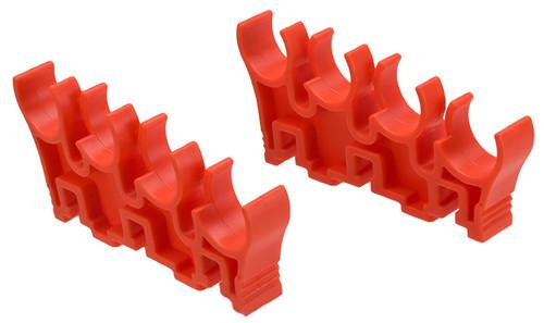 Shotshell Clips for 8 Round APS Shotshell Caddy System - Orange