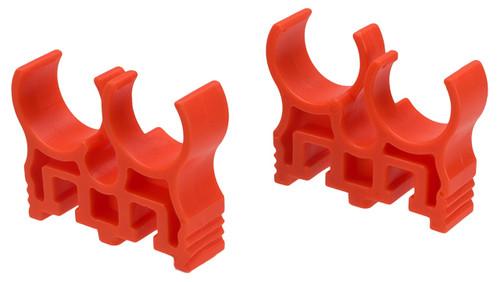 Shotshell Clips for Quad-Load X2 APS Shotshell Caddy System - Orange