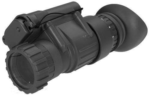 Matrix ANPVS-14 Mock Night Vision 3x Magnification Scope w Laser - Black