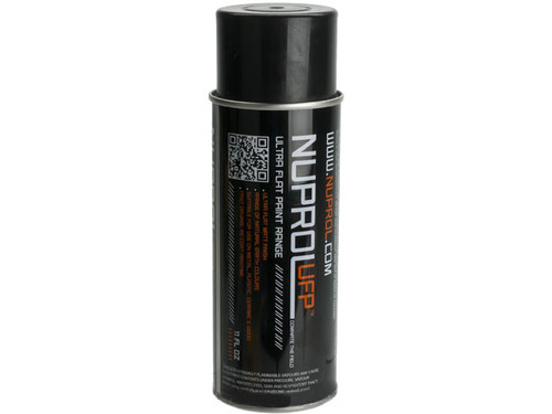 Nuprol Ultra Flat Paint (UFP) - Flat Black / 11oz - (Ground Shipping Only, no Express/Air)