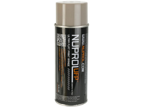 Nuprol Ultra Flat Paint (UFP) - Flat Earth Tan / 11oz - (Ground Shipping Only, no Express/Air)