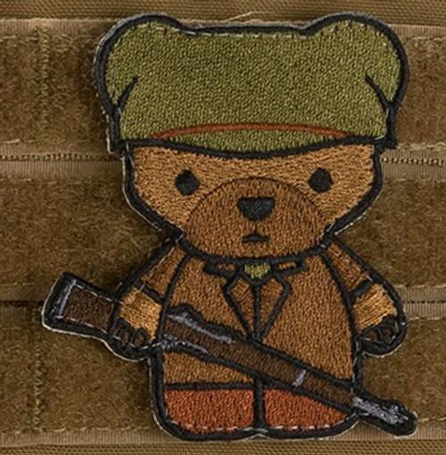 Kuma Korps - WWII GI - Embroidered Patch