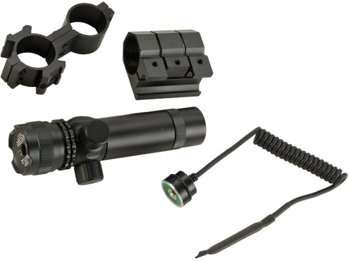 AIM Blue Laser Sight Aiming Module System w/ Integrated Mount