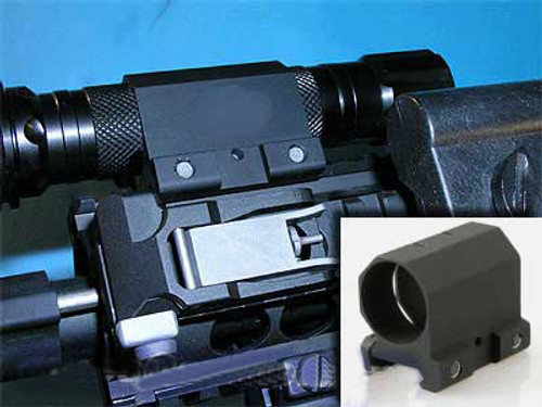 "MTX New Generation 1"" Q.D. Flashlight / Laser Mount"