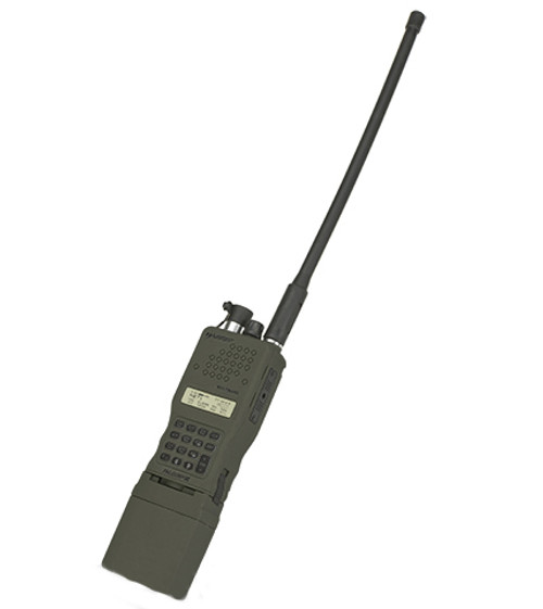 FMA High-Grade Dummy PRC-152 Radio with Detachable Antenna - OD