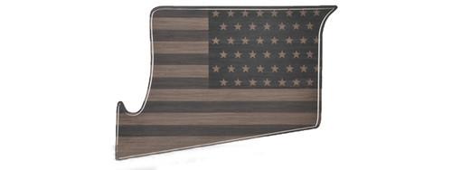 US NightVision Rapid Wraps™ Magwell Slaps - US Flag (Flat Dark Earth)