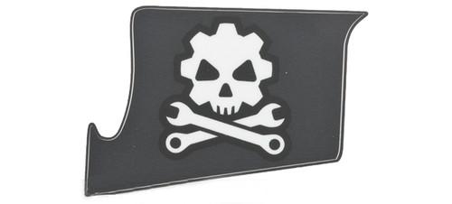 US NightVision Rapid Wraps™ Mil Spec Monkey Magwell Slaps - Death Mechanic