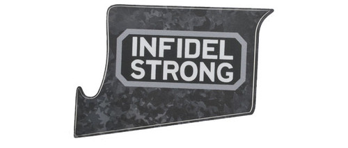 US NightVision Rapid Wraps™ Mil Spec Monkey Magwell Slaps - Infidel Strong