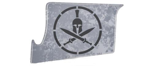 US NightVision Rapid Wraps™ Mil Spec Monkey Magwell Slaps - Spartan (Gun Metal Black)
