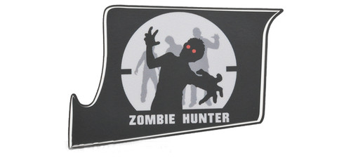 US NightVision Rapid Wraps™ Mil Spec Monkey Magwell Slaps - Zombie Hunter