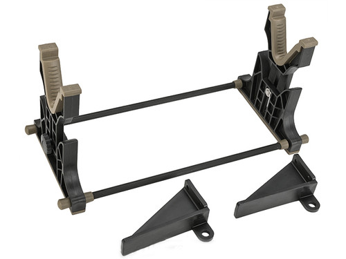 G&P Professional Grade Rifle Rest / Wall Stand / Rifle Stand Display Kit
