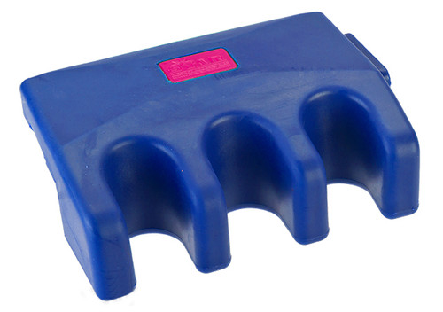 STAR Rubber Tableside Portable Gun Rack Rifle Gun Stand - Blue