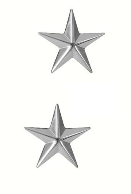 Pin - Brigadier General Silver Stars