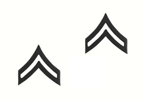Pin - Corporal Subdued Insignia