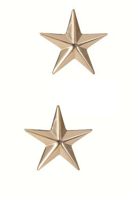 Pin - General Gold Stars Insignia