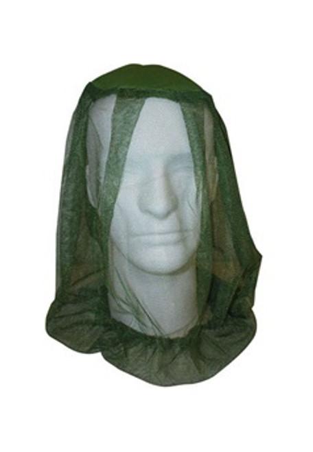 Mosquito Pocket Head Net - Olive Drab
