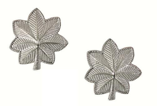 Pin - Lt. Colonel Polished Insignia
