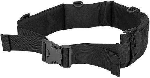 Matrix Emerson Padded Pistol Belt - Black