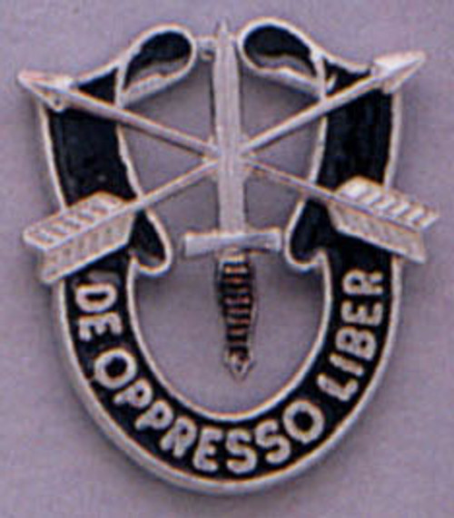 Pin - Special Forces Crest